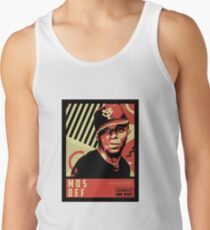 Old School Hip Hip, Legends of Rap, Classic Hip Hop Culture, Music Art Men's Tank Top