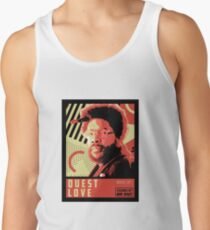 Old School Hip Hip, Legends of Rap, Classic Hip Hop Culture, Give the Drummer Some Men's Tank Top