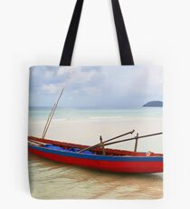 Bai Sao fishing Boat Tote Bag