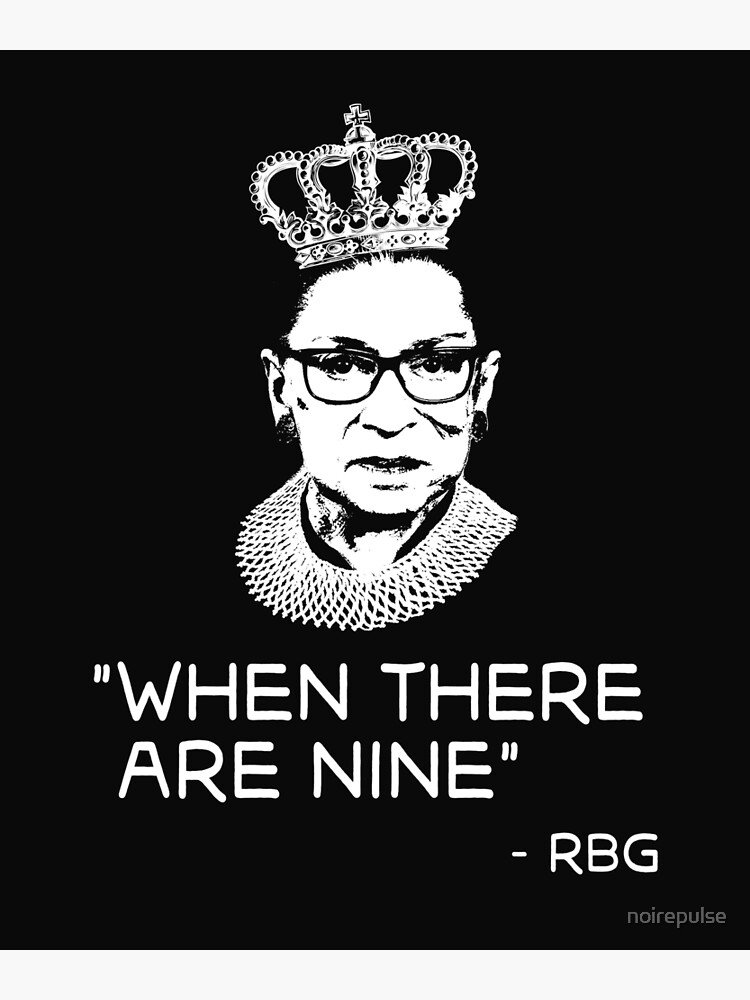 Copy of Notorious Ruth Bader Ginsburg (RBG)  by noirepulse