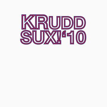 KRudd Sux! '10 by JimmyBarter