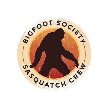 Bigfoot Society - Sasquatch Crew Search Hide and Seek by ZippyThread