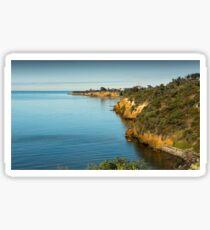 Beaumaris Cliffs 2 Sticker