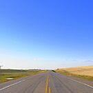 Long Roads Saskatchewan by Ellinor Advincula