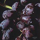 Grapes by artbyakiko