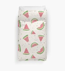 Watermelon Slices Duvet Cover