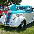 '36 Chevy by Susan Vinson
