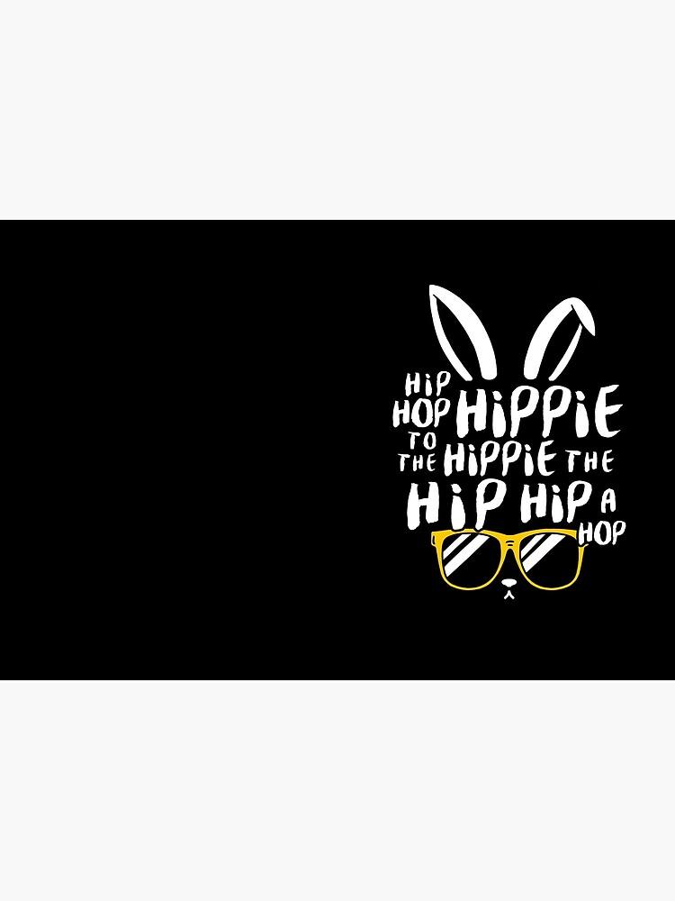 Hip Hop Osterhase von BootsBoots