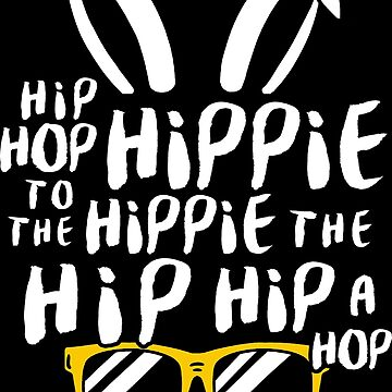 Hip Hop Easter Bunny by BootsBoots