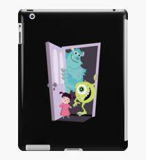Monsters inc iPad Case/Skin