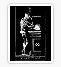 Magician Tarot I Sticker Sticker