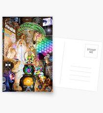 Quantum Simplification  Postcards