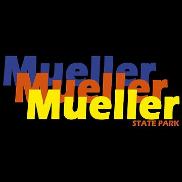 Mueller State Park Colorado Souvenirs CO by fuller-factory