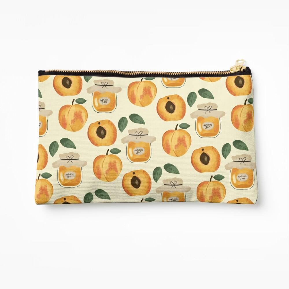 Pochette «Modèle de confiture d'abricot»