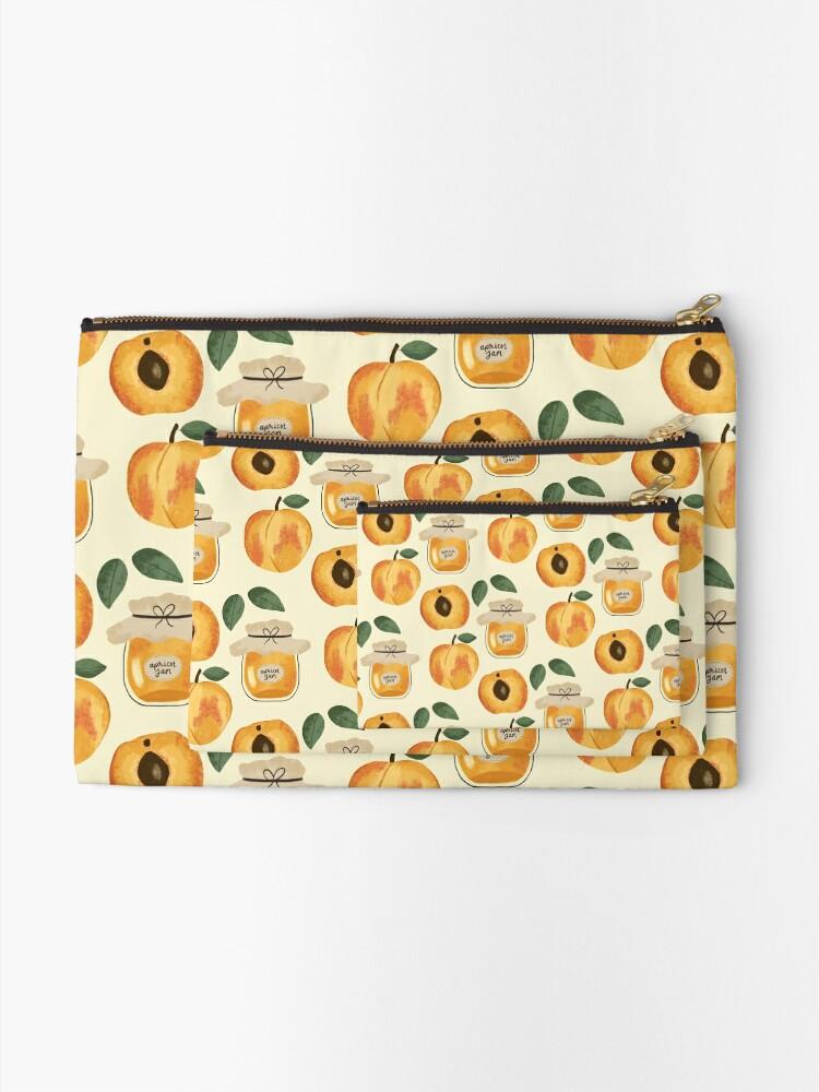 Pochette ''Modèle de confiture d'abricot': autre vue