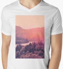 Austria Men's V-Neck T-Shirt
