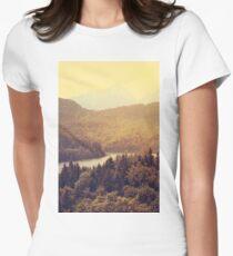 Austria Women's Fitted T-Shirt