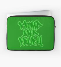 Stomp and Crush - 2015 - Green Laptop Sleeve