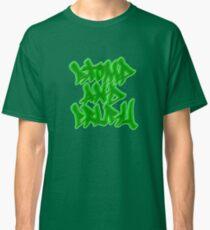 Stomp and Crush - 2015 - Green Classic T-Shirt