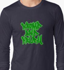 Stomp and Crush - 2015 - Green Long Sleeve T-Shirt