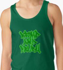 Stomp and Crush - 2015 - Green Tank Top