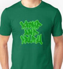 Stomp and Crush - 2015 - Green Slim Fit T-Shirt