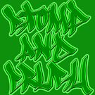 Stomp and Crush - 2015 - Green by thesunsetkid
