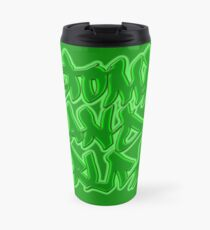 Stomp and Crush - 2015 - Green Travel Mug