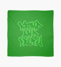Stomp and Crush - 2015 - Green Scarf