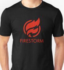 Battlefield 5 Firestorm Red - Battle Royale BF5 Shirt Slim Fit T-Shirt