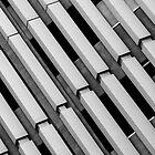 Wall pillars by Craig Fletcher