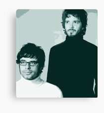 Flight of the Conchords- Family Portrait Canvas Print