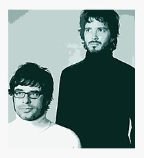 Flight of the Conchords- Family Portrait Photographic Print
