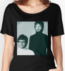 Flight of the Conchords- Family Portrait Women's Relaxed Fit T-Shirt