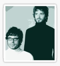 Flight of the Conchords- Family Portrait Sticker