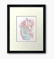 Naiad Framed Print