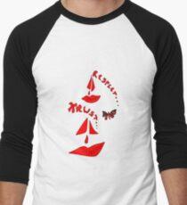Morals Men's Baseball ¾ T-Shirt