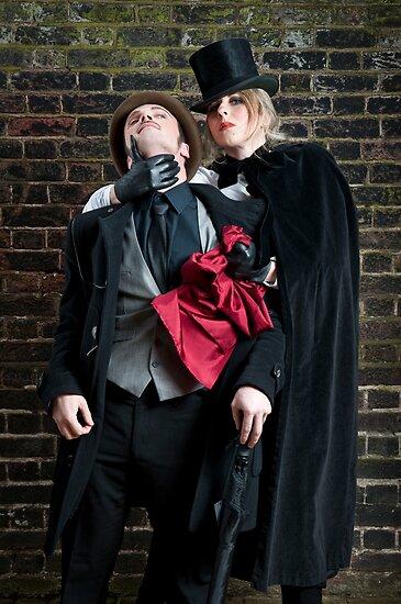Jane the Ripper II by Nando MacHado