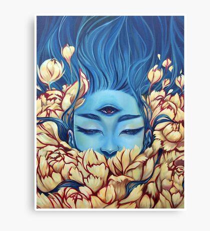 Deosil Canvas Print