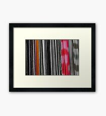 Do You Blend In or Stand Out? Framed Print
