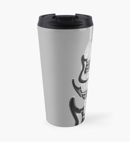 guitar warp Travel Mug