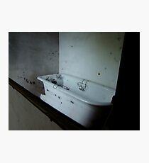 Hardwick hall bath Photographic Print