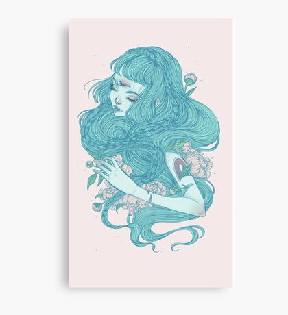 Hime Canvas Print