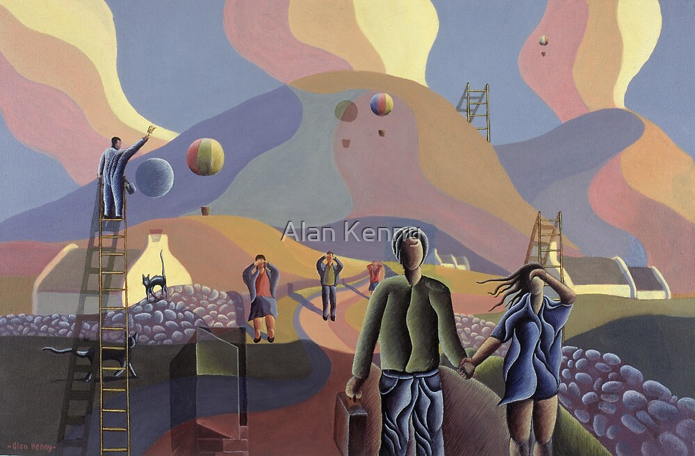 The New Beggining by Alan Kenny