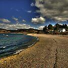 The shores of Glenelg by Drodbar