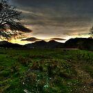 Skye in the Distance by Drodbar