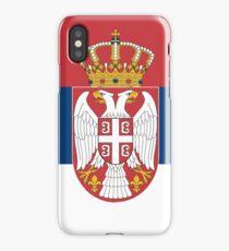 Serbia - Standard iPhone Case