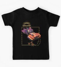 Future Travel .. space car Kids Clothes