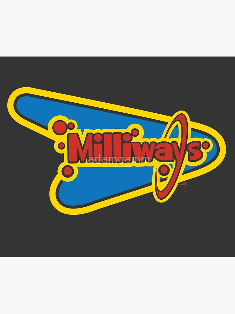 Milliways: Das Restaurant am Ende des Universums von adamgamm