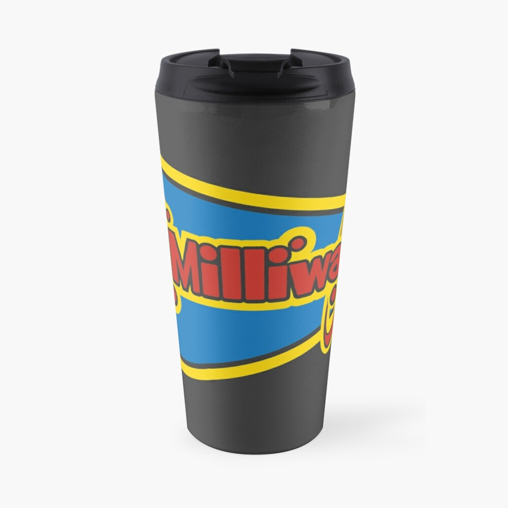 Milliways: the Restaurant at the End of the Universe Travel Mug